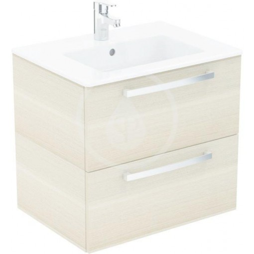 Ideal Standard Skříňka s umyvadlem 610x450 mm, dekor dub pískový K2979OS