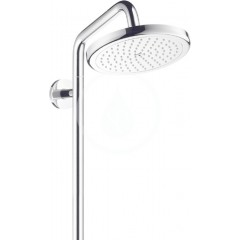 Hansgrohe Sprchový set Showerpipe s termostatem, 220 mm, 1 proud, chrom 27185000