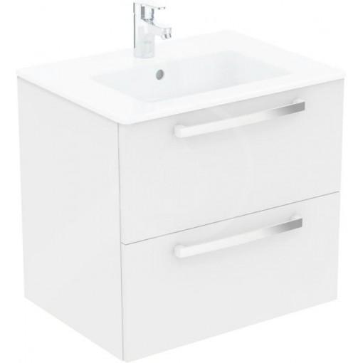 Ideal Standard Skříňka s umyvadlem 610x450 mm, dekor bílý lak K2979WG