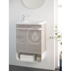 Ideal Standard Umývátko nábytkové 460x310x145 mm, 1 otvor pro baterii vlevo, bílá K086601