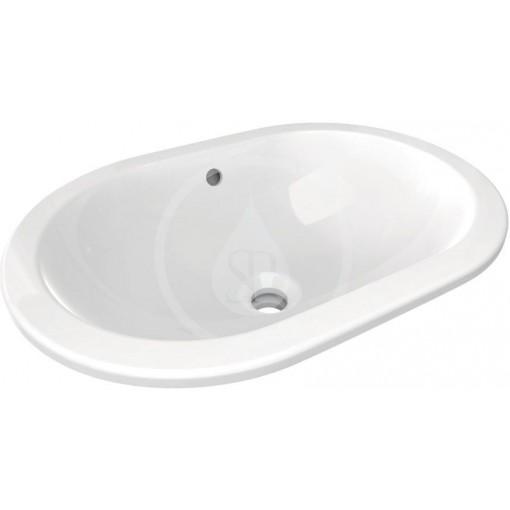 Ideal Standard Umyvadlo pod desku oválné 550x175x380 mm, bílá E504801