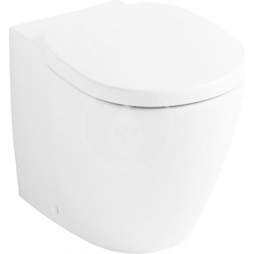 Ideal Standard Stojící WC s hlubokým splachováním, s Ideal Plus, bílá E8231MA
