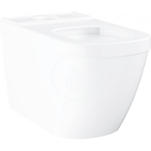 Grohe WC kombi mísa, rimless, Triple Vortex, alpská bílá 39338000