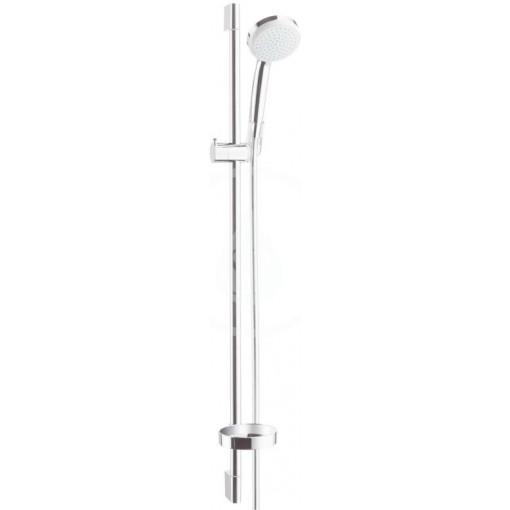 Hansgrohe Set sprchové hlavice, 4 proudy, tyče 0,90 m a hadice, chrom 27771000