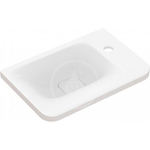 Ideal Standard Umývátko 460x310x145 mm, s 1 otvorem pro baterii vpravo, bílá K086701
