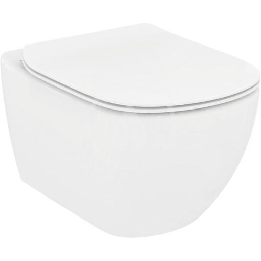 Ideal Standard Závěsné WC se sedátkem, bílá T354201