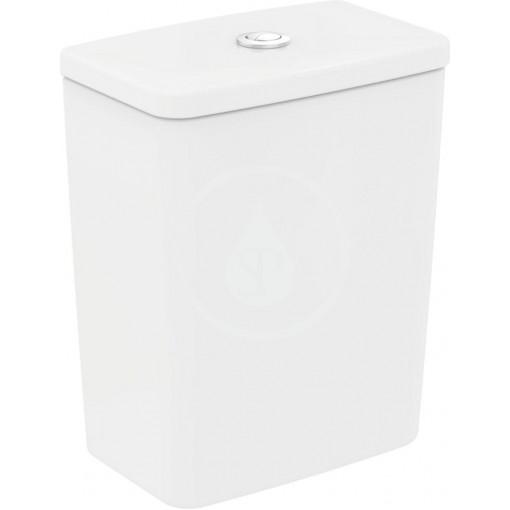 Ideal Standard Splachovací nádrž Cube, spodní napouštění, bílá E073401