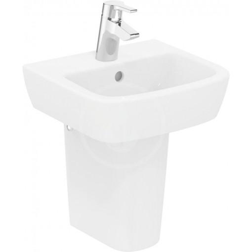 Ideal Standard Umývátko 400x360x170 mm, s 1 otvorem pro baterii, bílá T059301