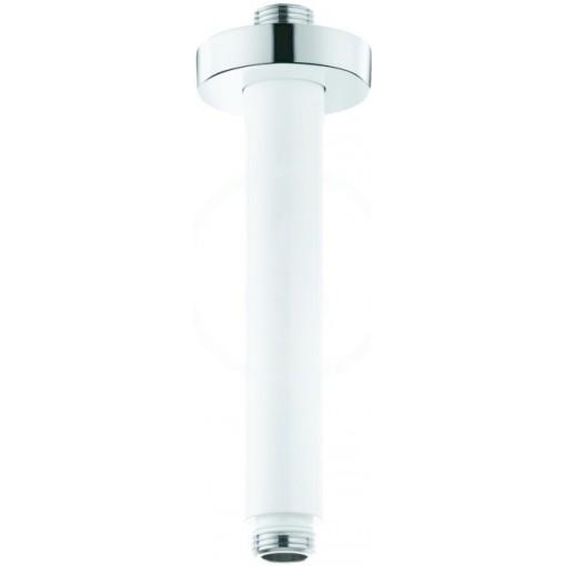 Kludi Sprchové rameno stropní, 150 mm, bílá 6651591-00