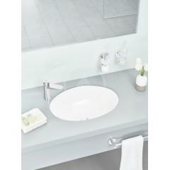 Grohe Umyvadlo s přepadem, 560 × 420 mm, alpská bílá 39423000