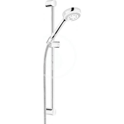 Kludi Sada sprchové hlavice, hadice a tyče 600 mm, chrom 6836005-00