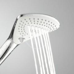 Kludi Sada sprchové hlavice, držáku a hadice, 3 proudy, chrom 6775005-00