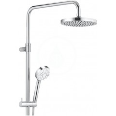 Kludi Sprchový set Dual Shower System s termostatem, 200 mm, chrom 6809505-00