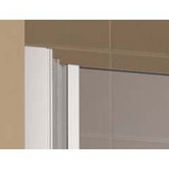 KERMI - Cada XS Jednokřídlé kyvné dveře, panty vlevo šířka 950 mm výška 2000 mm (CC1WL09520VPK)
