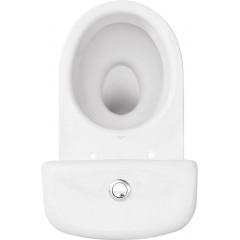 CERSANIT - WC KOMBI MERIDA 114 010 3/6 SEDÁTKO MERIDA POLYPROPYLEN (K03-014)