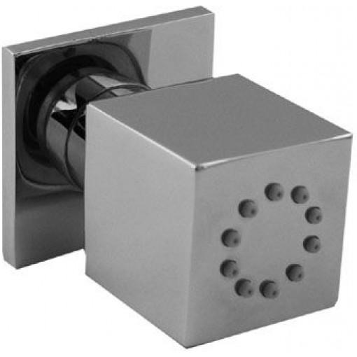 TRES - Boční hydromasážní sprchas 1 typem natáčecího proudu. Má systém proti usazování kamence, zpětný ventil a omezovač průto (9134515)