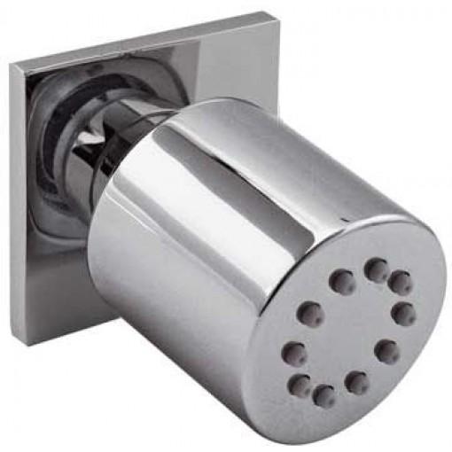 TRES - Boční hydromasážní sprchas 1 typem natáčecího proudu. Má systém proti usazování kamence, zpětný ventil a omezovač průto (29951503)