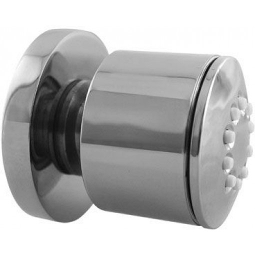 TRES - Boční hydromasážní sprchaABS, s 1 typem natáčecího proudu 4 l/m (9134615)