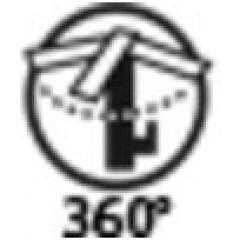 TRES - Jednopáková dřezová kuchyňská baterie ramínko 35x15 mm (106440)