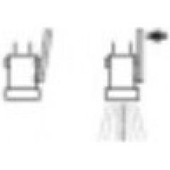 TRES - Jednopáková dřezová kuchyňská baterie (130495)