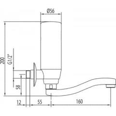 TRES - Elektronická baterie na 1 vodu (09217101)