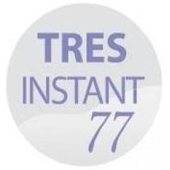 TRES - Termostatická baterie pro vanu a sprchus kaskádou. Ruční sprcha s nastavitelným držákem, proti usaz. vod. kamene. Flexi (20217409NM)