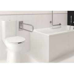 CERSANIT - WC KOMPAKTNÍ ETIUDA NEW CLEANON 010 3 / 6L Invalidní (K11-0221)