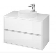 CERSANIT - Skříňka pod umyvadlo na desku CREA 80, bílá (S924-005)