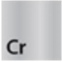 TRES - Kovová nádobka na mýdlopro poličky či okraje vany. Objem 0,4 l (13474110)