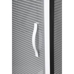 GELCO - ETERNO boční stěna 900mm, sklo BRICK (GE4390)