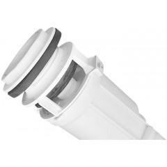 CERSANIT - Vypouštěcí ventil s funkcí 3/6 litrů včetně ovládacího tlačítka (vysoký) (K99-0015X)