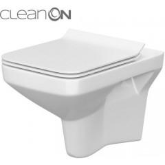 ALCAPLAST - Renovmodul - předstěnový instalační systém + tlačítko M1720-1 + WC CERSANIT CLEANON COMO + SEDÁTKO (AM115/1000 M1720-1 CO1)