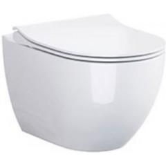 ALCAPLAST - Renovmodul - předstěnový instalační systém + tlačítko M1720-1 + WC OPOCZNO CLEANON URBAN HARMONY + SEDÁTKO (AM115/1000 M1720-1 HA1)