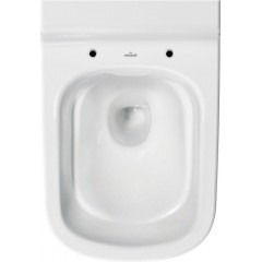 ALCAPLAST Jádromodul - předstěnový instalační systém bez tlačítka + WC CERSANIT CLEANON CASPIA + SEDÁTKO AM102/1120 X CP1