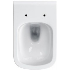 ALCAPLAST - SET Jádromodul - předstěnový instalační systém + tlačítko M1710 + WC OPOCZNO CLEANON METROPOLITAN + SEDÁTKO (AM102/1120 M1710 ME1)