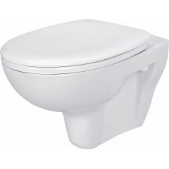 ALCAPLAST - Jádromodul - předstěnový instalační systém + tlačítko M1720-1 + WC CERSANIT PRESIDENT + SEDÁTKO (AM102/1120 M1720-1 PR1)
