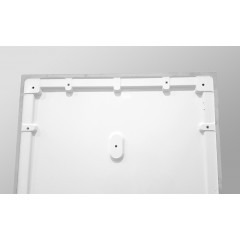 PRIM - Sprchová vanička obdélník 800x1000 bílá BEZ NOH (PRIM80100M)