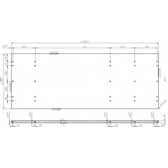 CERSANIT - DESKA MODUO 120 DUB (S590-026)