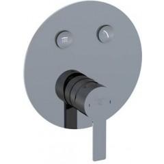 STEINBERG - Podomítková baterie se systémem PUSHRTONIC, 2 výstupy (390 2321)