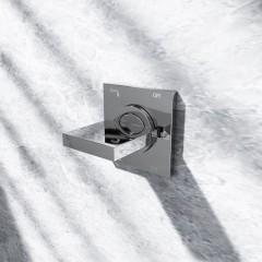 STEINBERG - Trojcestný podomítkový přepínač (160 4362)