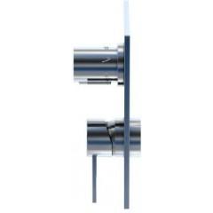 STEINBERG - Podomítková směšovací páková baterie 3-cestná, chrom (120 2202 1)