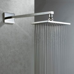 STEINBERG - Nástěnné sprchové rameno 400mm, chrom (120 7910)