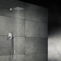 STEINBERG - Hlavová sprcha 300x300x2 mm, chrom (390 1682)