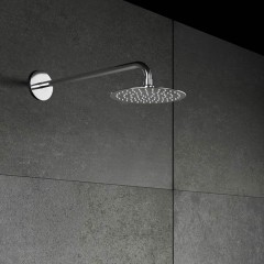 STEINBERG - Horní hlavová sprcha průměr 200 mm, chrom (390 1686)