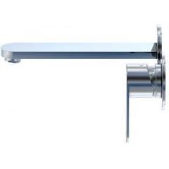 STEINBERG - Podomítková umyvadlová baterie 2-otvorová bez montážního tělesa, chrom (170 1814)