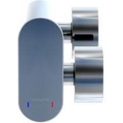 STEINBERG - Nástěnná sprchová baterie bez příslušenství, chrom (170 1220)