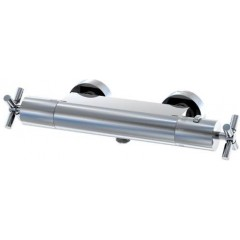 STEINBERG - Nástěnná termostatická sprchová baterie bez příslušenství, chrom (250 3200)
