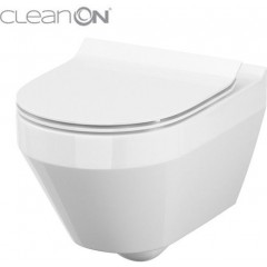 JOMO - SET JOMOTech Modul pro zazdění LIGHT + sedátko + WC CERSANIT CLEANON CREA OVÁL (164-14600479-00 CR1)