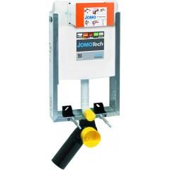 JOMOTech modul pro zazdění LIGHT bez desky + WC CERSANIT CLEANON PARVA + SEDÁTKO (164-14600479-00 PA2)