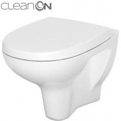 JOMO DUO modul pro závěsné WC bez desky + WC CERSANIT ARTECO CLEANON + SEDÁTKO (174-91100700-00 AT1)